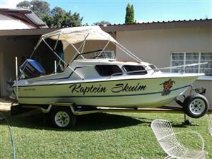 Barronet cabin boat for sale