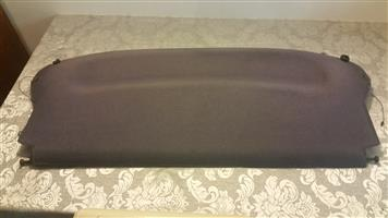 Rear seat and parcel shelf for sale