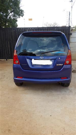 2002 Daihatsu YRV 1.3