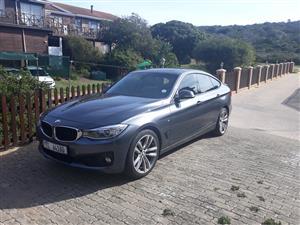 2013 BMW 3 Series 320d GT Luxury sports auto