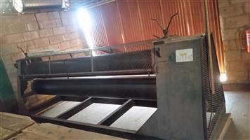 Truss roller press