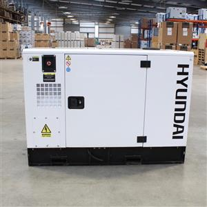 Silent Diesel Generators for both home and business use