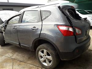 Nissan Qashqai - 2012 - Stripping for spares