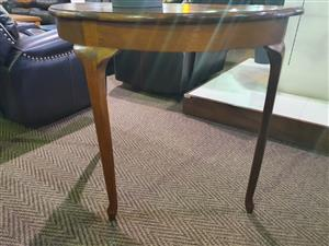 Yellow Wood Side Table for sale WAS R 2665 NOW R 1900