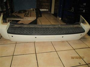 DODGE NITRO REAR BUMPERS FOR SALE