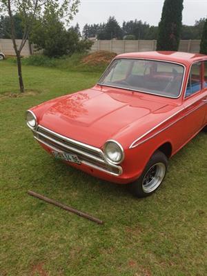 1965 Cortina Mk1  - Partially restored
