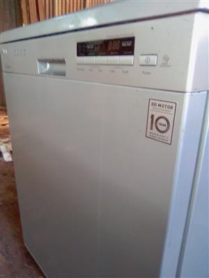 LG direct drive dishwasher