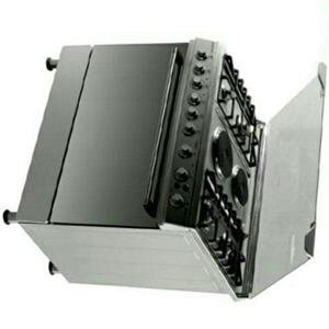 Gas electric 6 plate 90cm stove brand new with warranty