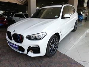 2019 BMW X3 xDRIVE 20d M SPORT (G01)