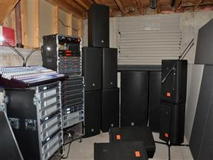 AM6215-64 - Complete PA System | For Sale