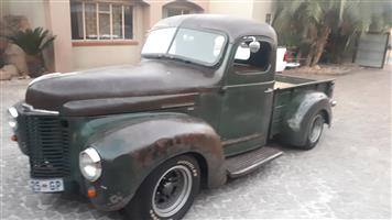 1945 International pickup