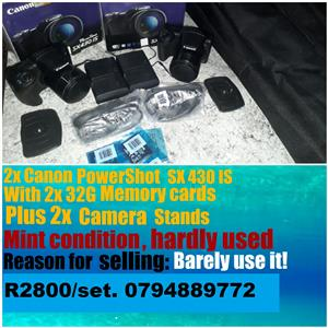 Canon Cameras for sale - Brand new