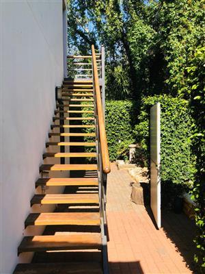 2 Bedroom Garden Duplex flat to let in Rietondale area