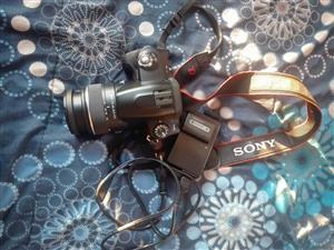 Sony A230 camera