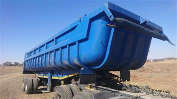 2005 Henred Copelyn Tipper