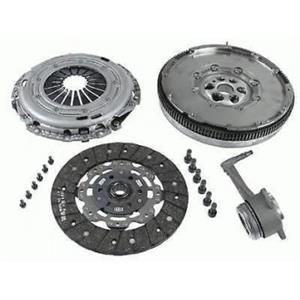 Golf 5 / Golf 6 Clutch Kit with Fly Wheel (1.9/2.0)
