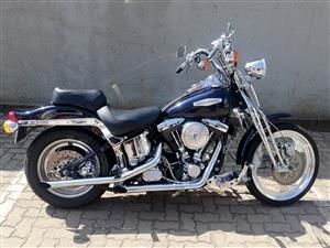 1991 Harley Davidson Softail