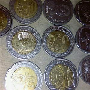 Madeba coins and more