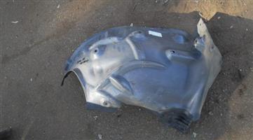 bmw x5 front fender liner