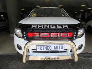 2015 Ford Ranger 2.2 double cab 4x4 XL Plus