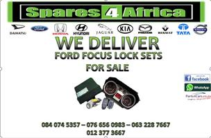 FORD FOCUS LOCK SETS FOR SALE