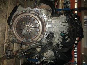 2012 TOYOTA LAND CRUISER 79 4.0P 60TH ED P/U S/C Engine Complete