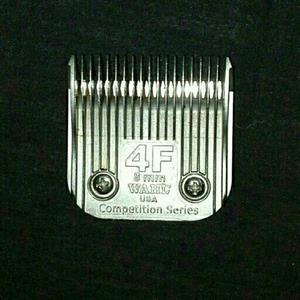 Wahl pet clipper 4F blade