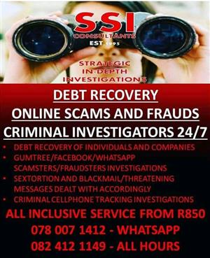 PRIVATE INVESTIGATORS IN JOHANNESBURG AND POLOKWANE