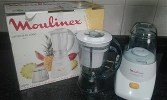 Moulinex blender for sale