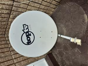 TOP TV SATELITE DISH 32 inch