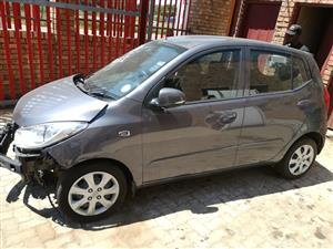 *NOW STRIPPING FOR SPARES* - HY036 Hyundai I10 2011 G4HG