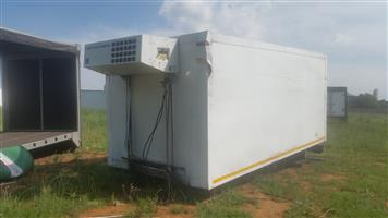 INSULATED BODY FOR SALE