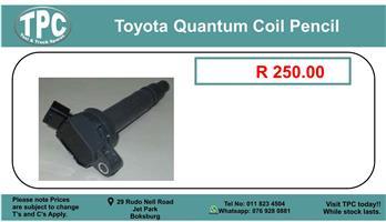 Toyota Quantum Coil Pencil For Sale.