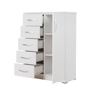 5drawers: chest of drawers combo R1699-(YOU CAN PAY AT HOME)