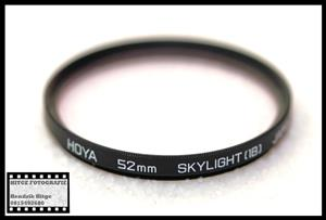 52mm - HOYA Skylight (1B) Filter