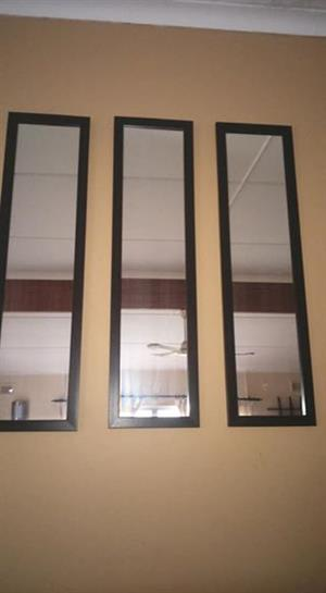 3 X Mirrors,