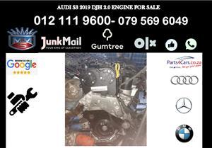 Audi s3 djh engine for sale