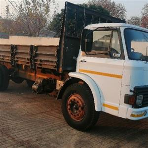 7 Tone Truck for hire