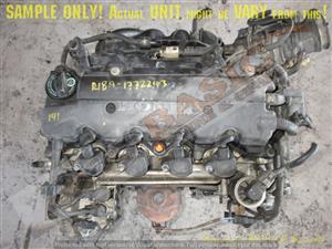 HONDA CIVIC -R18A 1.8 SOHC 16V Engine