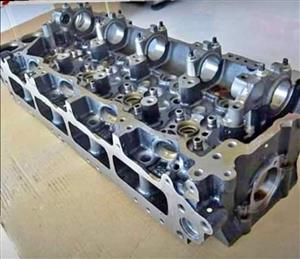 Isuzu 4hk1 Bare Cylnder Head New