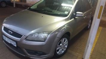 2007 Ford Focus 2.0 4 door Trend