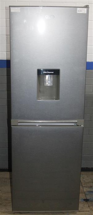 Defy stainless steel silver fridge with water dispenser S037408A #Rosettenvillepawnshop