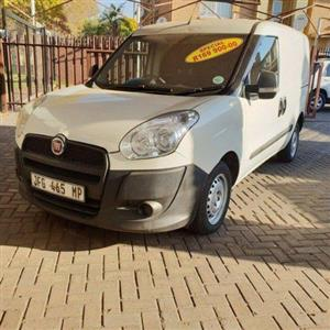 2014 Fiat Doblo Cargo 1.3 Multijet (aircon)
