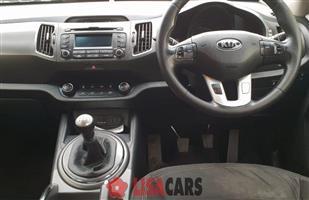 2013 Kia Sportage 2.0 Ignite