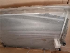 radiators for all models available in stock