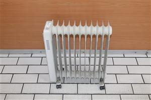 Gold air 11 bar oil heater S036015A
