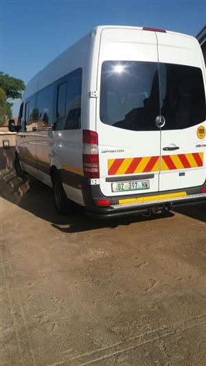 2013 Mercedes Benz Sprinter for sale