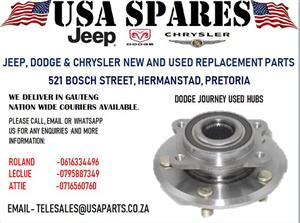 DODGE JOURNEY WHEEL BEARING/HUB (FOR SALE)