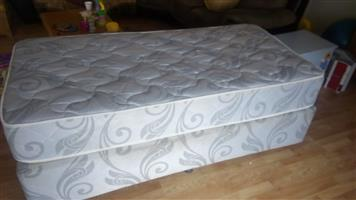 St James single bed mattress +