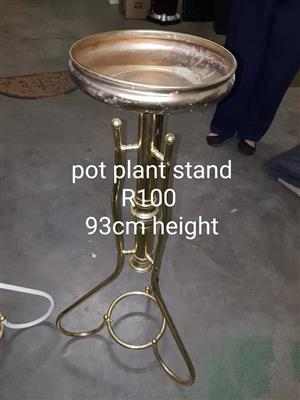Pot plant stand for sale